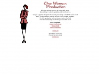 onewomanproduction.com