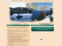 Crystalwood Lodge — Crater Lake Oregon Pet Friendly Rental Lodging