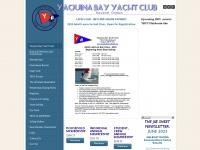 Yaquinabayyachtclub.org