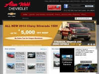 New Chevrolet and Used Car Dealer | Alan Webb Chevrolet in Vancouver, WA | Serving Portland, Gresham & Beaverton, OR