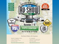 Portland Metro RV Show | Rest, Relax and Recharge