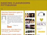 Dancing Classrooms Pittsburgh | Transforming Lives One Step at a Time:  A program of the Pittsburgh Mercy Health System