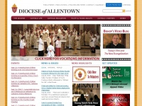 allentowndiocese.org Thumbnail
