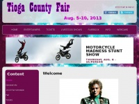 tiogacountyfair.com