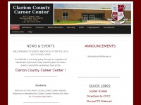 Home - Clarion County Career Center