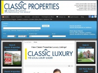 Home - Classic Properties | One Site. One Search. Find Everything.