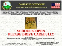 All About Damascus Township Pennsylvania - Welcome!