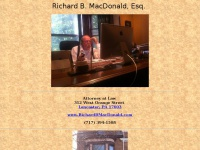 Richard B. MacDonald - Attorney at Law