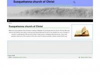 susquehannachurchofchrist.org