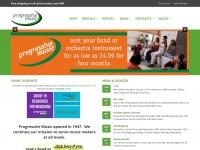 progressivemusiccompany.com