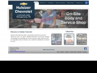 hulsizerchevrolet.com