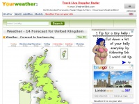Weather - 14 Forecast for United Kingdom