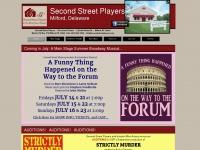secondstreetplayers.com