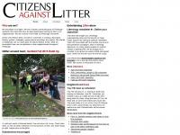 citizensagainstlitter.org