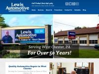 lewisautomotive.net