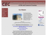 Community Education Council of Elk and Cameron Counties