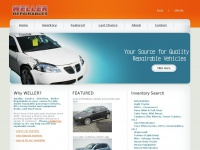 Wellerrepairables.com - Salvage Cars for Sale in Michigan | Weller Repairables