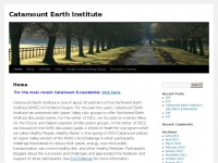 Catamount Earth Institute