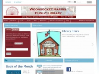Woonsocketlibrary.org