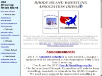 Rhode Island Wrestling Association