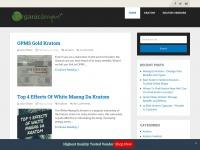 organicbouquet.com