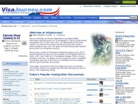 Visajourney.com - VisaJourney - Your US Immigration Community