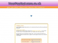 hourpaydayloans.co.uk Thumbnail