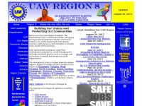 Uawregion8.net