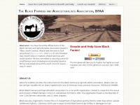 The Black Farmers and Agriculturalists Association, BFAA - Home