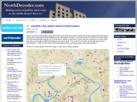 NorthDecoder.com - North Dakota's Most Influential Political Blog