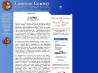 Laurens County Emergency Medical Services