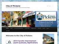 City of Pickens | Historic Pickens South Carolina, Where the Mountains Begin