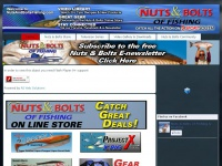Nuts and Bolts of Fishing & Boating | Welcome