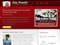 Jimpowelltours.com - Jim Powell Casino Tours | Casino Tours in South Carolina, North Carolina, Georgia