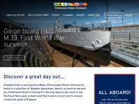 historicdockyard.co.uk Thumbnail