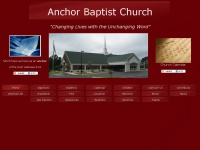 anchorbaptist.us Thumbnail