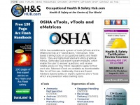OHSHub.com ~ Occupational Health & Safety Hub.com ~ Resources, CIH & CSP Exam Prep, Jobs & More