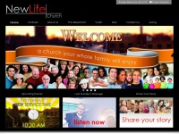 New Life Church  - Welcome