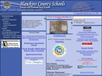 Hawkins County School District ::