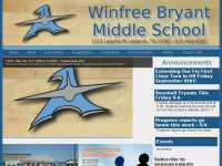 Winfreebryant.org - Winfree Bryant Middle School
