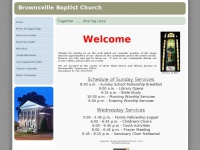 Brownsvillebaptist.org