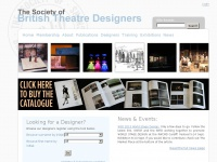 theatredesign.org.uk Thumbnail