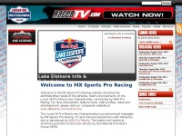 MX Sports Pro Racing Online