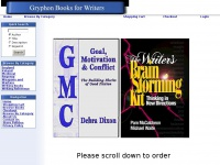 gryphonbooksforwriters.com