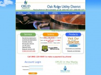 Oak Ridge Utility District