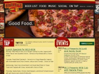 Barley's Taproom & Pizzeria, Knoxville TN | Craft Beer, Great Food and Live Music