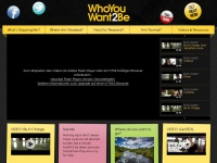 Whoyouwant2be.org
