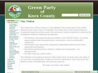 knoxgreenparty.org