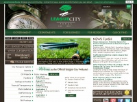 The League City Official Website!