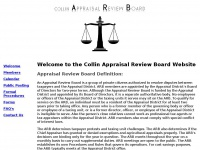 Appraisal Review Board of Collin County